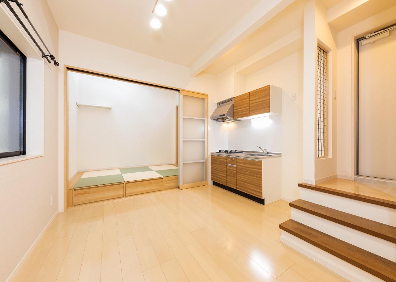 投資アパート LIBERA名西通10