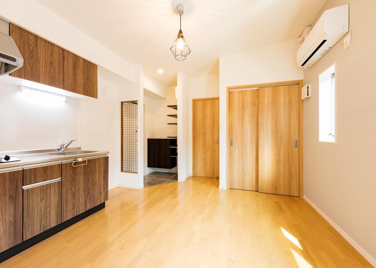 投資アパート LIBERA名西通27