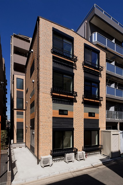 投資アパート AIRISS2