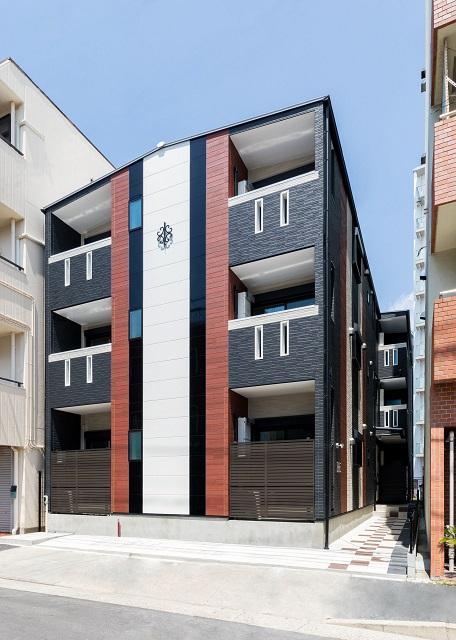 投資アパート Grand reve 伝馬2