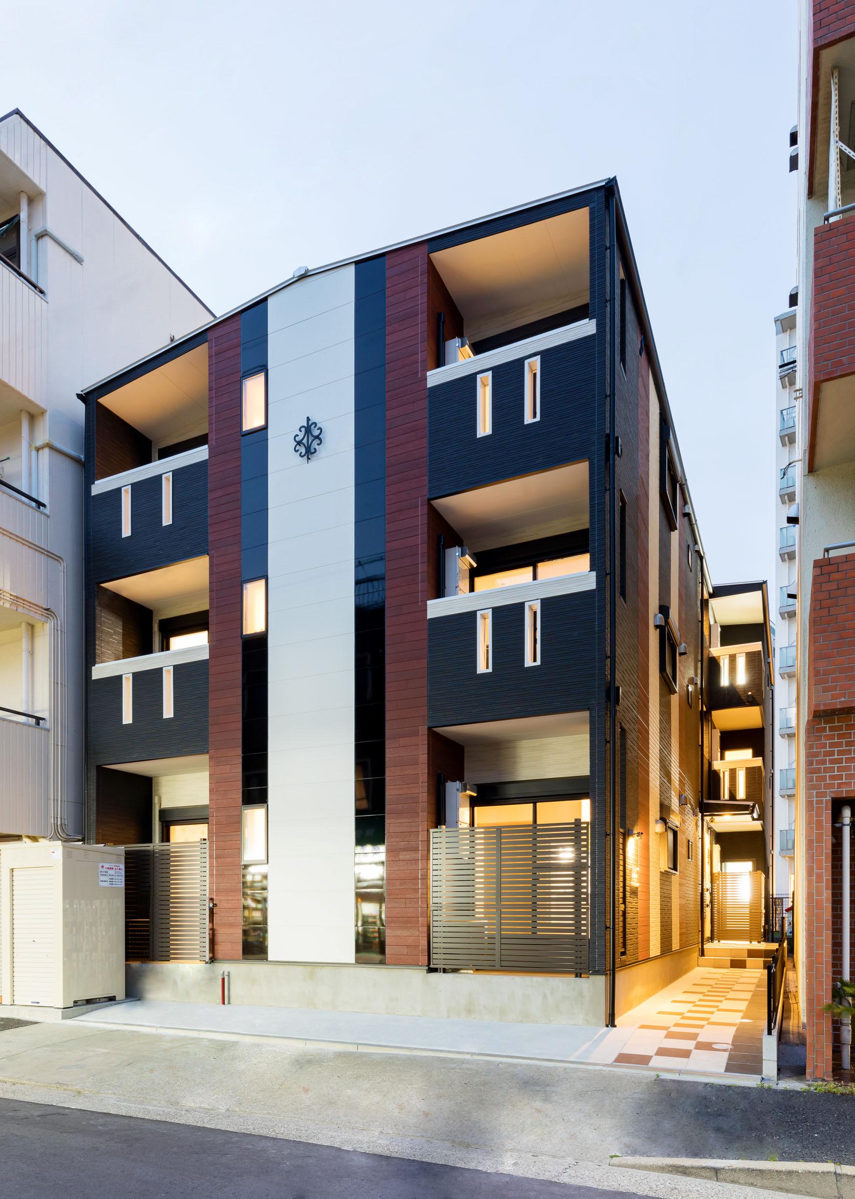 投資アパート Grand reve 伝馬3