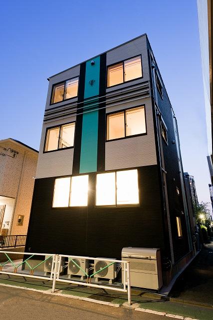 投資アパート FRANC3