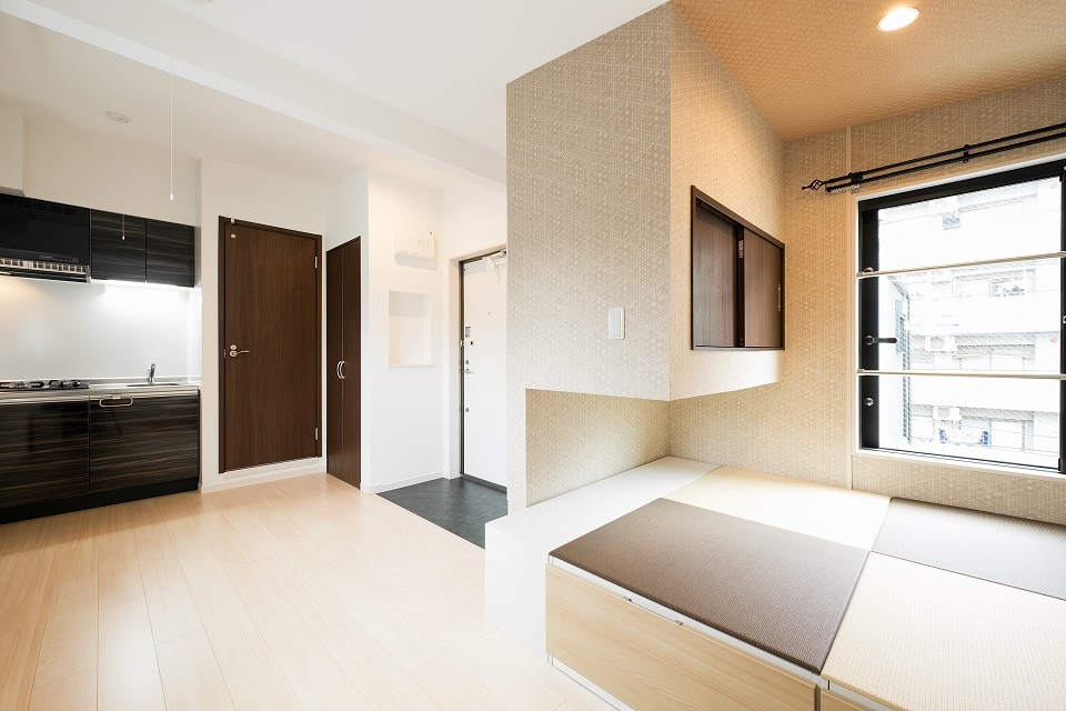 投資アパート FRANC28