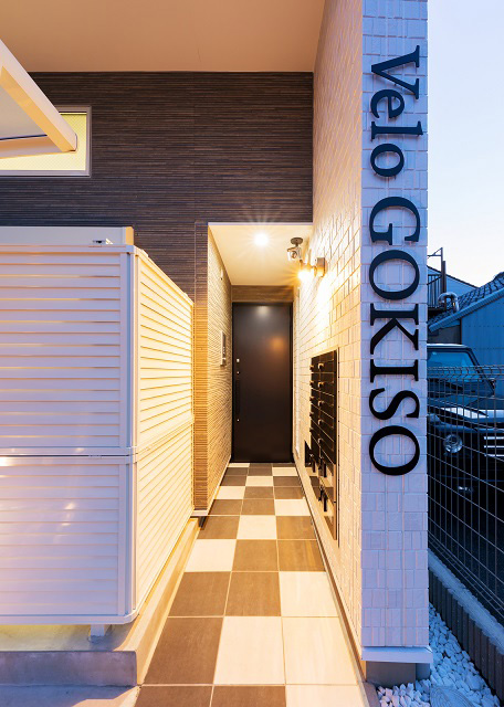 投資アパート Velo GOKISO4