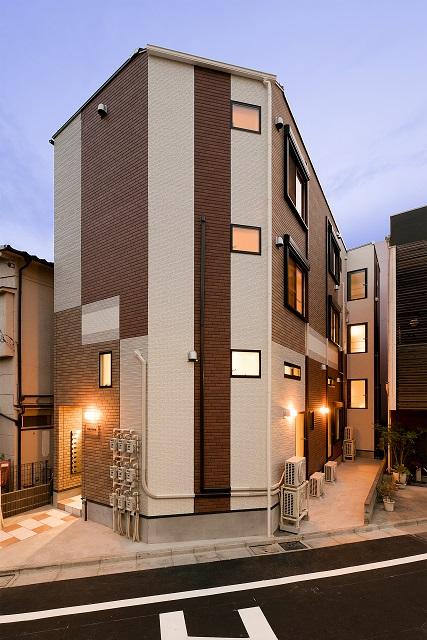 投資アパート THE PARK1