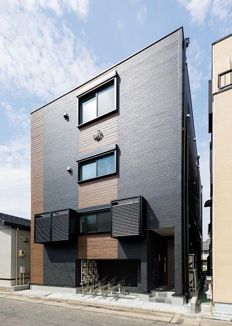 投資アパート クレマチス名古屋西2