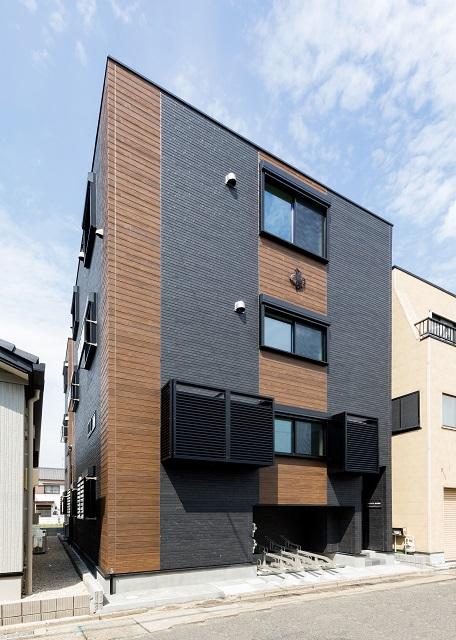 投資アパート クレマチス名古屋西4