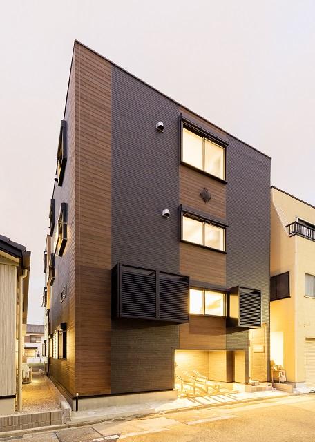 投資アパート クレマチス名古屋西5