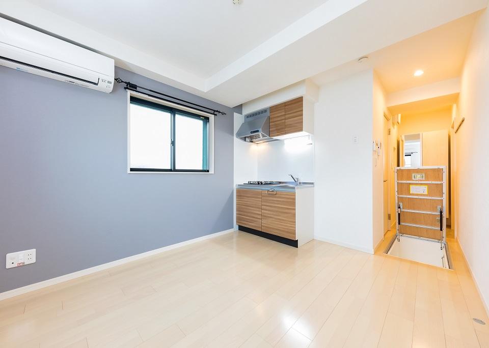 投資アパート クレマチス名古屋西21