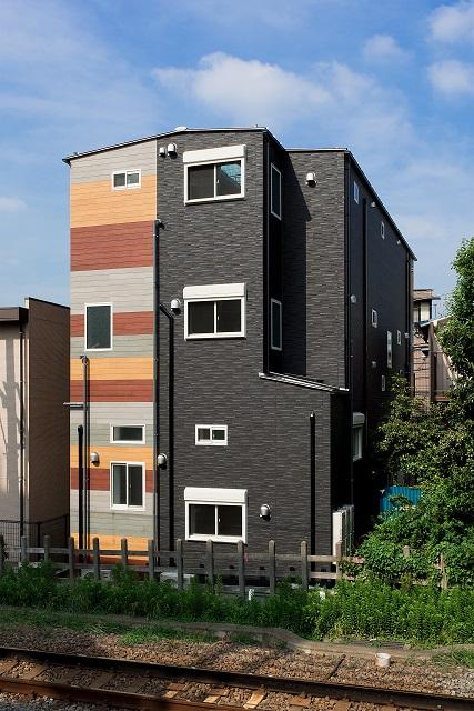 投資アパート Confort横浜妙蓮寺2