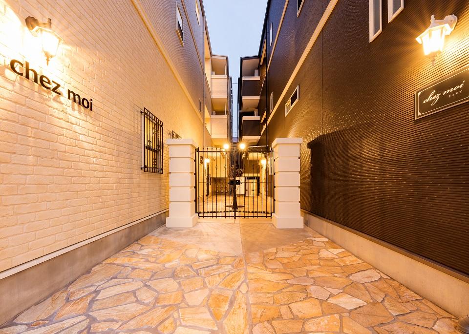 投資アパート Chez moi7
