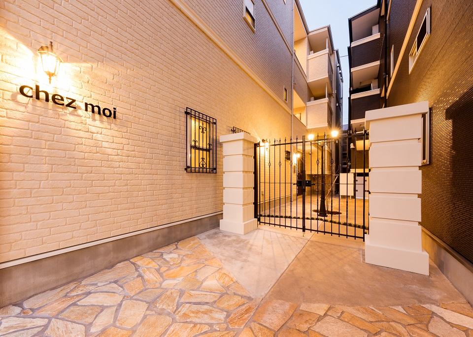 投資アパート Chez moi9