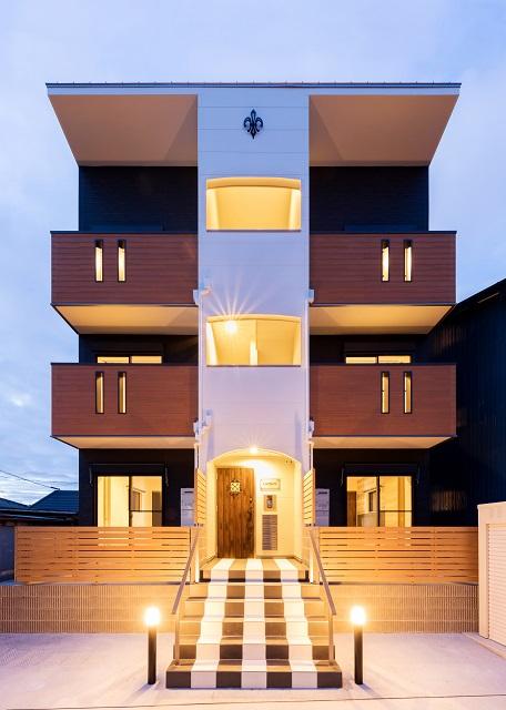 投資アパート Lumiere1