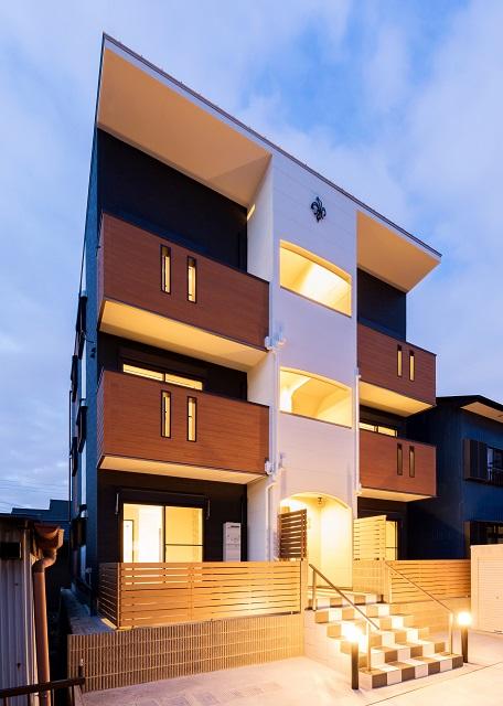 投資アパート Lumiere3