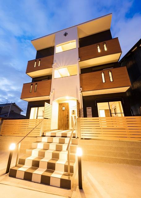 投資アパート Lumiere7