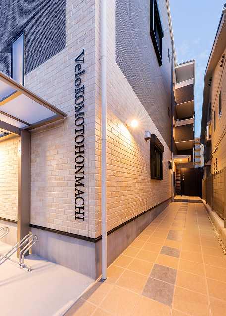 投資アパート Velo KOMOTOHONMACHI6