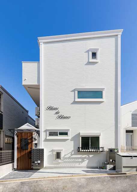 投資アパート Blanc de Blancs0