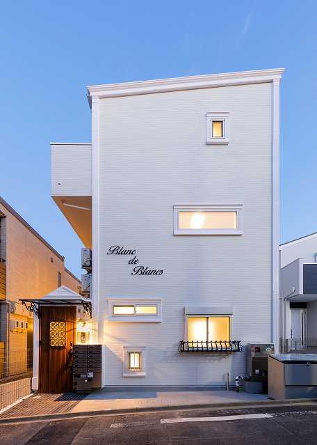 投資アパート Blanc de Blancs1