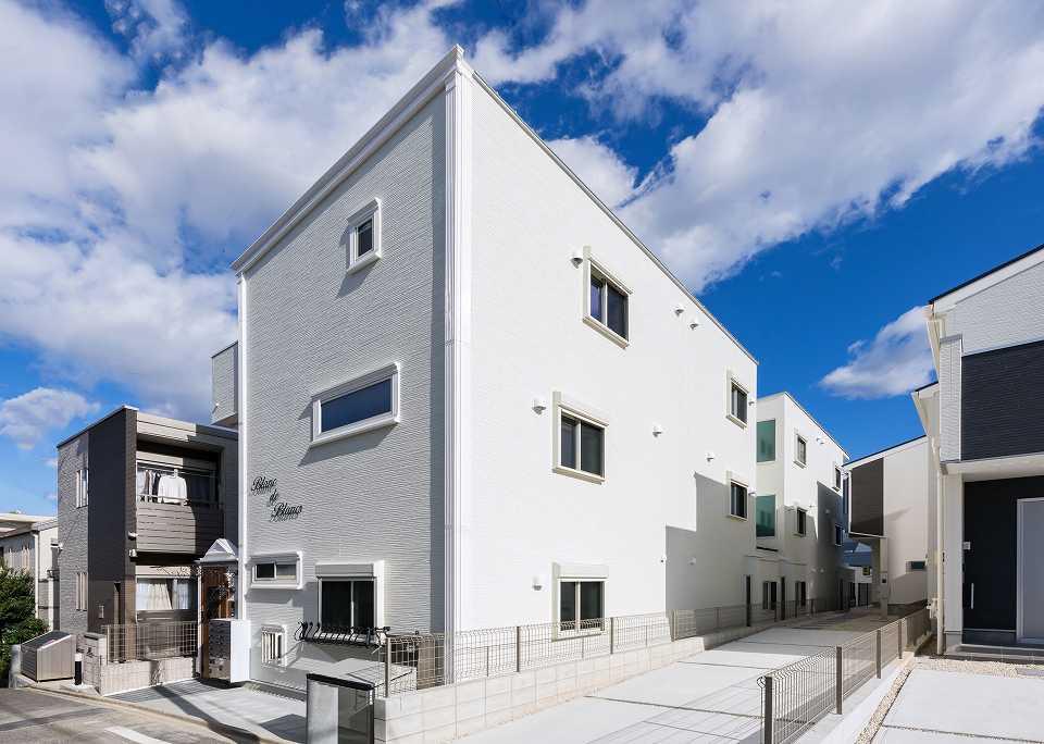 投資アパート Blanc de Blancs4