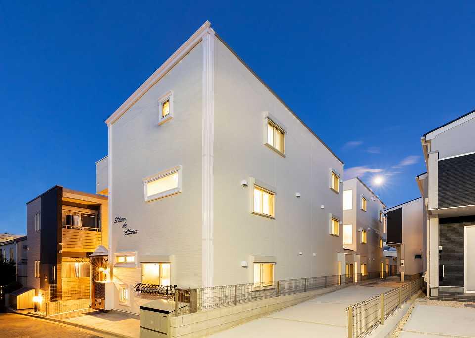 投資アパート Blanc de Blancs5