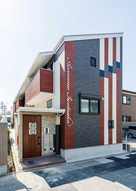 投資アパート Accommo岩塚0