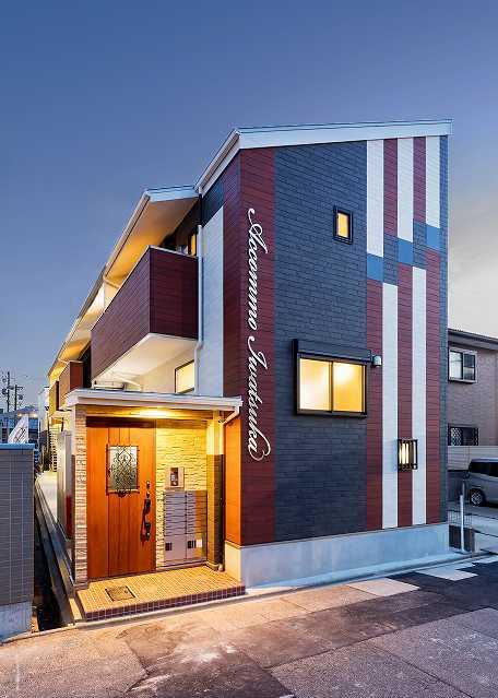 投資アパート Accommo岩塚1