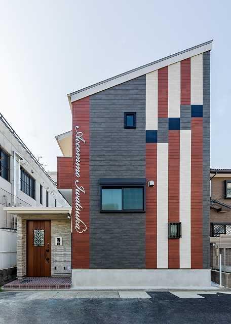 投資アパート Accommo岩塚2