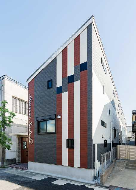 投資アパート Accommo岩塚4
