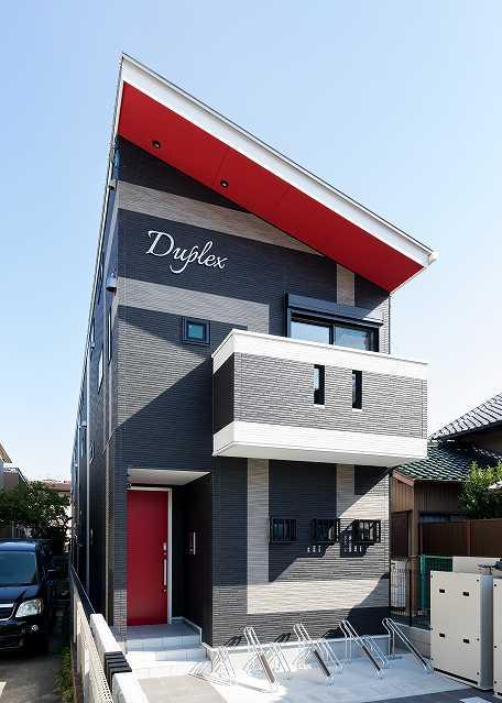 投資アパート DUPLEX2