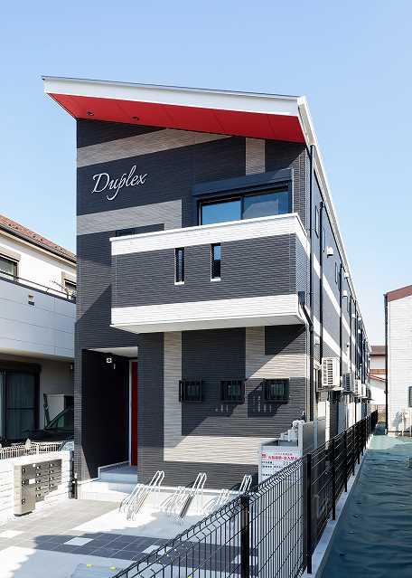 投資アパート DUPLEX4
