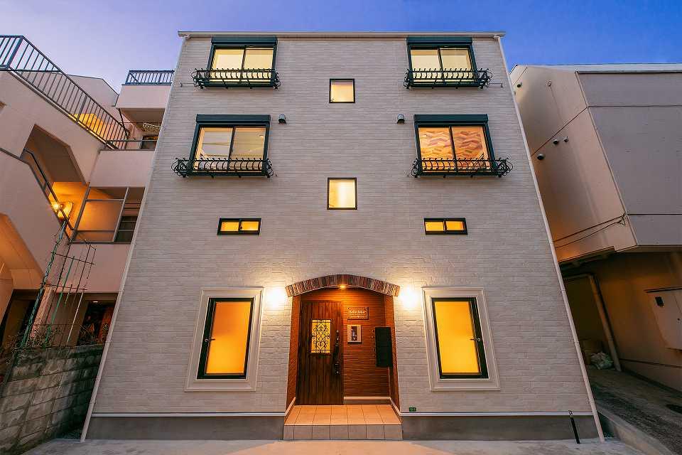 投資アパート Belle Fleur1