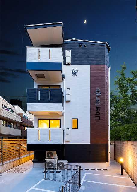投資アパート Libertango1