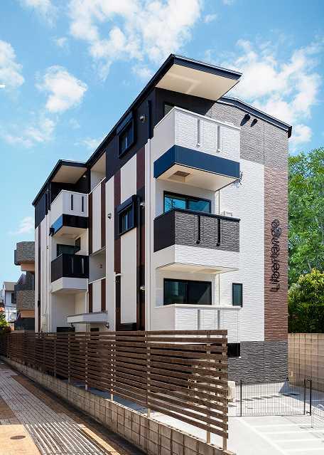 投資アパート Libertango2