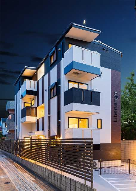 投資アパート Libertango3