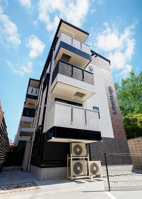 投資アパート Libertango4