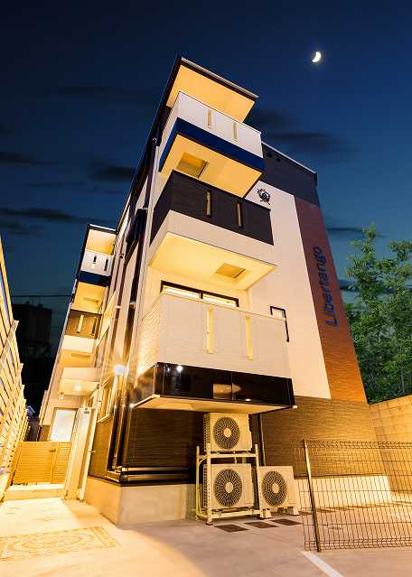 投資アパート Libertango5