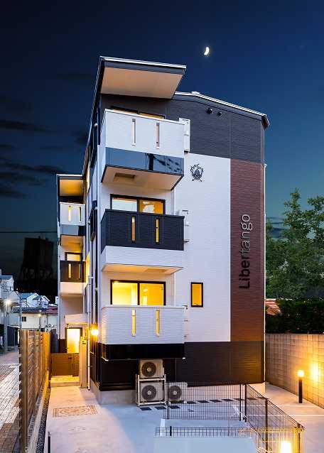 投資アパート Libertango6