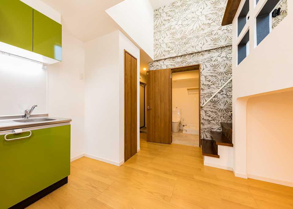 投資アパート Libertango11