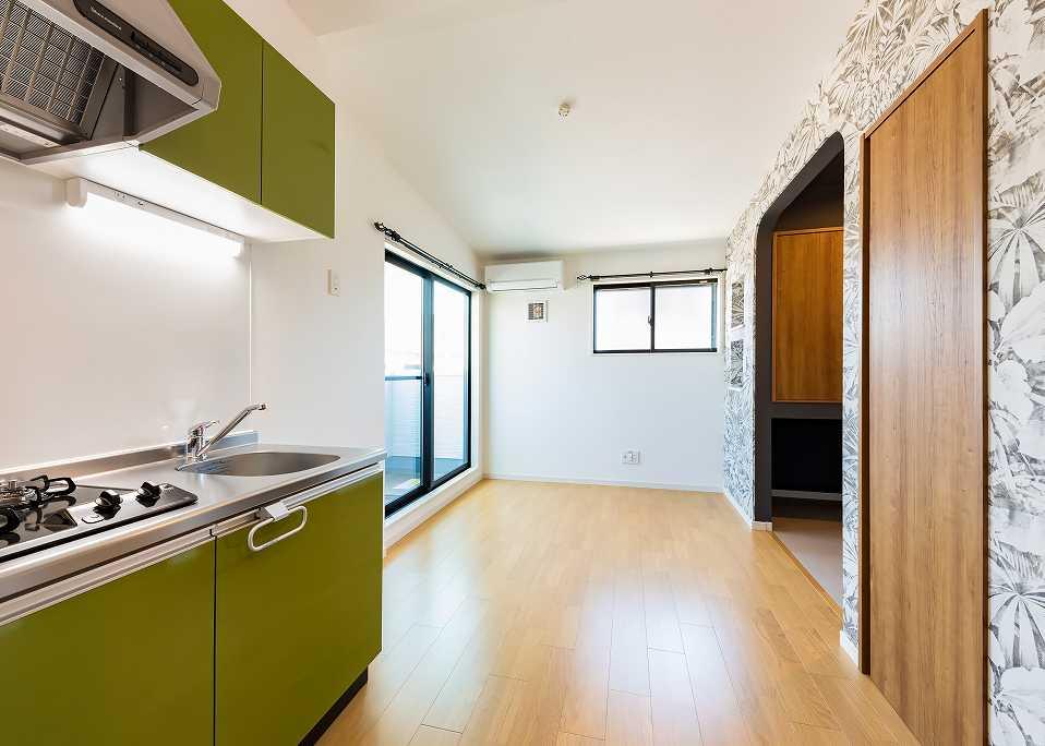 投資アパート Libertango28